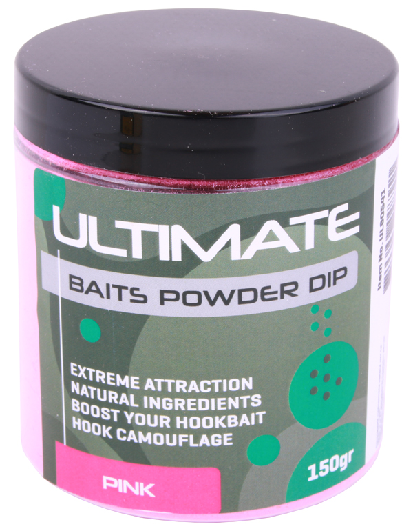 Ultimate Baits Powder Dip - Pink