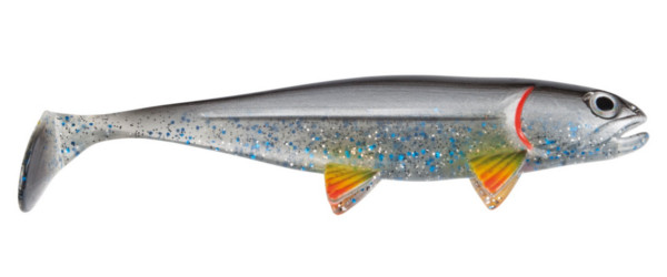 Jackson The Fish 8cm - Silver Shad